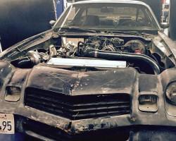 Cheap V-8 Turbo Build! LS-Turbo #Bonemaro! – Hot Rod Garage Ep. 38