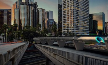 First full-scale Hyperloop could be built in Europe