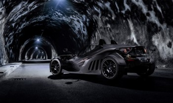 All-carbon fiber KTM X-Bow Black Edition arrives