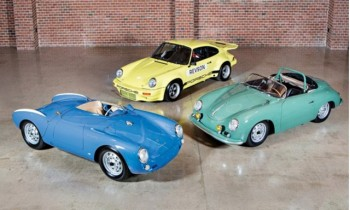 Jerry Seinfeld sells off part of Porsche collection for $22 million