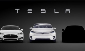 Tesla Model 3 teased ahead of March 31 reveal