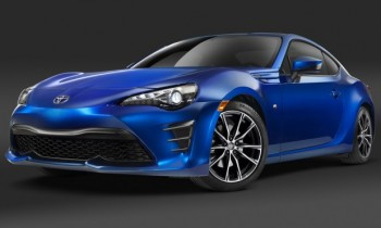 Say goodbye to the Scion FR-S and hello to the 2017 Toyota 86
