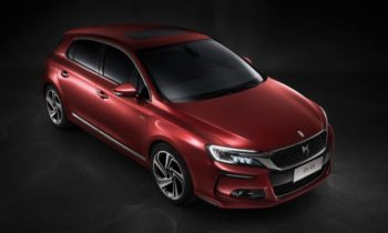 PSA's luxury brand DS debuts DS 4S at 2016 Beijing Auto Show