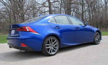 2016 Lexus 200t F Sport first drive review