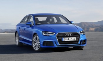 Updated Audi A3 revealed with more power, tech