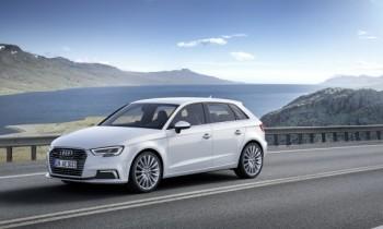 2017 Audi A3 e-tron Sportback provides A3 fans with hatch body