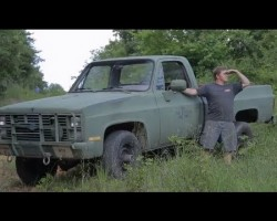 Part 3: Alabama Army Truck – Supercharged Power On The Way! – Dirt Every Day Ep. 16