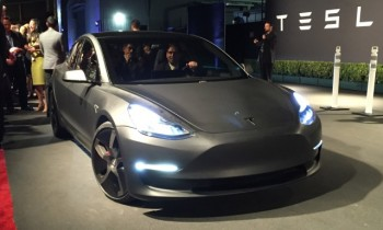 Tesla Model 3 interior: what our video showed isn't actually real?