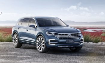 VW T-Prime GTE concept revealed, hints at new flagship SUV