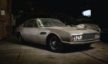 Rare Aston Martin DBS barn find comes up for auction