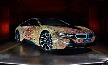 Meet the BMW i8 worked over by Lapo Elkann's Garage Italia Customs