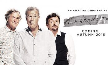 "Clarkson, Hammond and May's new show is ""The Grand Tour"""