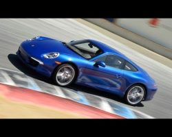 2012 Porsche 911 Carrera S Hot Lap! – 2012 Best Driver's Car Contender