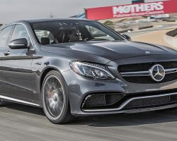 2015 Mercedes-AMG C63 S Hot Lap! – 2015 Best Driver's Car Contender