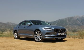 2017 Volvo S90 first drive review