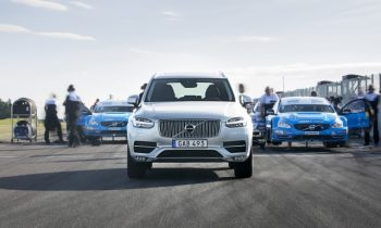 Polestar tuning makes the XC90 T8 most powerful Volvo ever