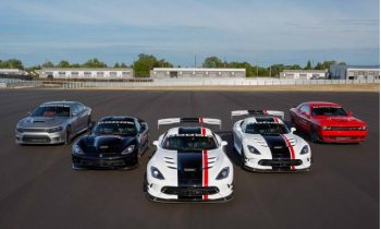 Dodge to sponsor new M1 Concourse track and club