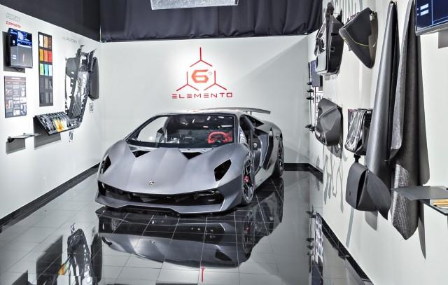 Lamborghini Advanced Composite Structures Laboratory in Seattle, Washington