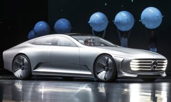 First look at Mercedes' modular platform for electric cars