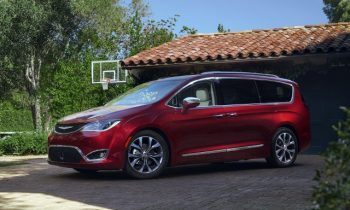 2017 Chrysler Pacifica recalled for seatbelt flaw: 3,500 U.S. minivans affected
