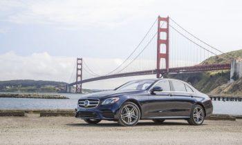 2017 Mercedes-Benz E-Class (E300) first drive review
