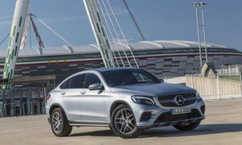 2017 Mercedes-Benz GLC 300 4Matic Coupe first drive review