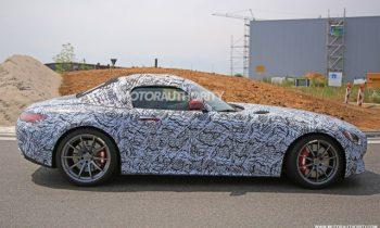 2018 Mercedes-AMG GT Roadster, 2018 Geely SUV, LaFerrari Aperta: Car News Headlines