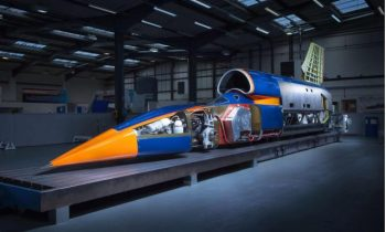 Bloodhound SSC secures funding to break land speed record