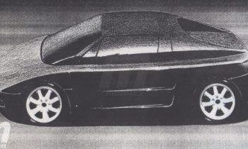 When Bugatti designed a car for Suzuki
