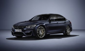Just 150 BMW M3 30 Jahre Editions head to U.S.