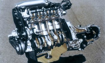Audi looks back at 40 years of 5-cylinder engines