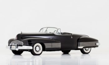 Buick Y-Job named to the National Historic Vehicle Register