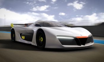 More details on Pininfarina's production plans for H2 Speed supercar