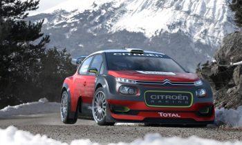 Next-gen Citroën C3 previewed by Paris-bound WRC concept