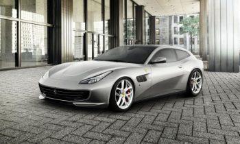Ferrari GTC4 Lusso gets V-8 option