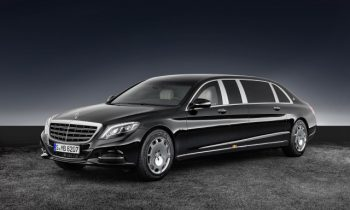 Mercedes-Maybach S600 Pullman Guard is a glorious–and tough–limo