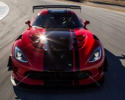 2016 Dodge Viper ACR Hot Lap! – 2016 Best Driver's Car Contender