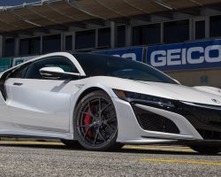2017 Acura NSX Hot Lap! – 2016 Best Driver's Car Contender