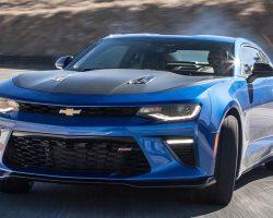 2017 Chevrolet Camaro SS 1LE Hot Lap! – 2016 Best Driver's Car Contender