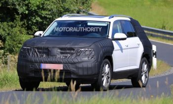 VW's 3-row SUV to be called the Atlas?