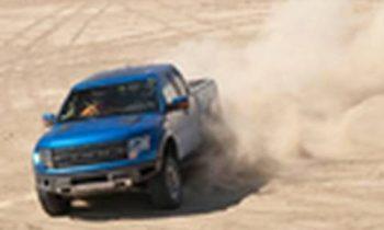First Drive: 2011 Ford F-150 SVT Raptor 6.2
