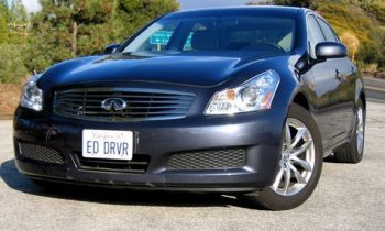 Infiniti G35 Review – Everyday Driver