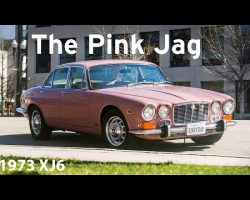 "Jaguar XJ6 ""the Pink Jag"" – Fast Blast Review – Everyday Driver"