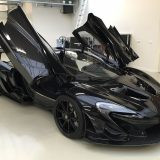 Here's your chance to buy a road-legal McLaren P1 GTR