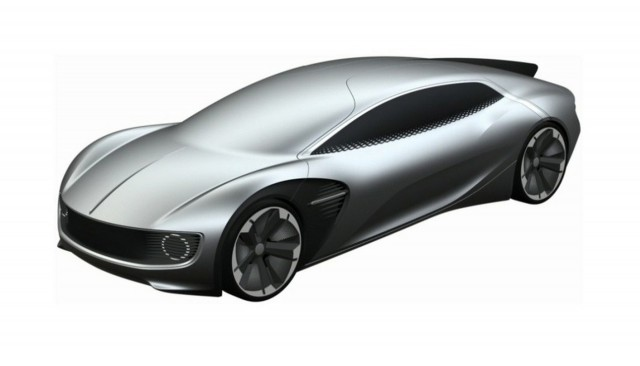 Future Vw Electric Car Concepts Revealed In Patent Drawings The