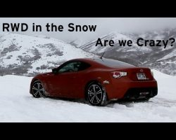 RWD in a Snowstorm – Are we Crazy? – FR-S Long Term #3 – Everyday Driver