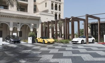 First Salotto Ferrari opens its doors