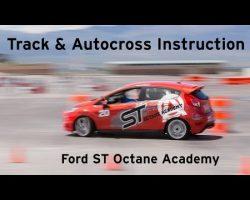 Track Driving Fiesta ST & Focus ST – ST Octane Academy – Everyday Driver