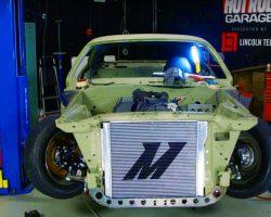 6.4 Hemi Crate Engine Swap! Drift `Cuda Gets Modern Hemi Power! – Hot Rod Garage Ep. 47