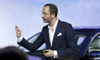 BMW chief designer leaving the company